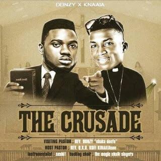 Donzy KofiKinaataTheCrusade28Prod.bySeshi29 - Donzy ft. Kofi Kinaata - The Crusade (Prod. by Seshi)