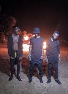 E.L - All Black ft. Joey B, Pappy Kojo (Prod. by Drumroll)