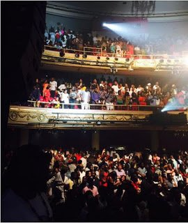 1 - Exclusive Photos: Sarkodie's History In The Making Concert