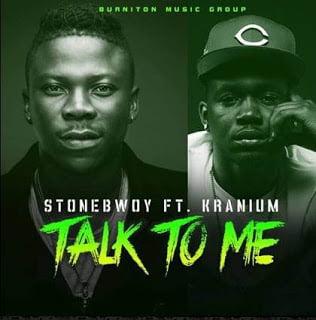 Stonebwoy Talk To Me Feat Kranium GhanaNdwom.com  - Stonebwoy - Talk To Me ft. Kranium | BlissGh Promo