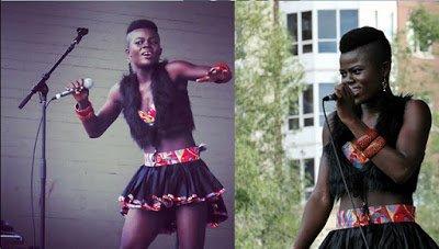 Wiyaala Rocks Canada With Rocky Dawuni at Afrikadey Festival