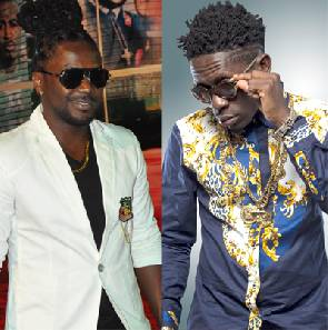 saminishattawale - It's not a big deal that Shatta Wale performs my songs