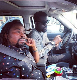 sarkodieobrafour - Sarkodie apologizes to his 'Mentor' Obrafour