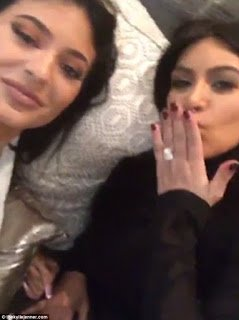 Kim Kardashian bows down to younger sister Kylie Jenner, says she has dethroned her