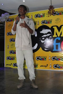 "Photos: Samini, DKB, Kofi Kinaata, Foster Romanus, Ajeezay & Others At ""Comedy Fiesta"""