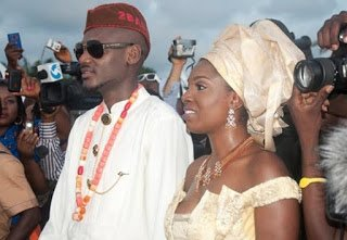 2faceandAnnieMacaulay - Why I said I'll never get married - 2Face Idibia