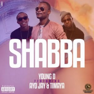 YoungDft.AyoJay26Timaya - Young D ft. Ayo Jay & Timaya - Shabba