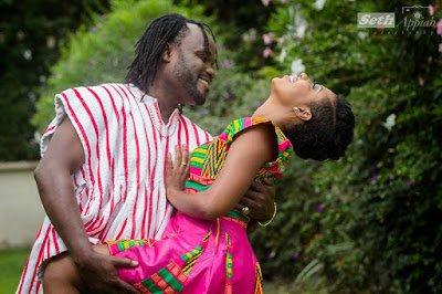 Photos: Praye Tiatia & Selly Galley pre-wedding shoots