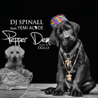 DJ Spinall x Yemi Alade - Pepper Dem download latest nigerian music
