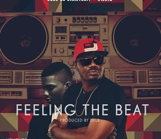 Feeling The Beat - Dj Jimmy Jatt x Wizkid -  (Prod. Del B)