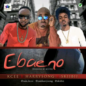 FiveStarMusic Ebaenoft.KceeHarrysong Skiibii - 'Ebaeno' ft. Kcee Harrysong, Skiibii (Five Star Music)