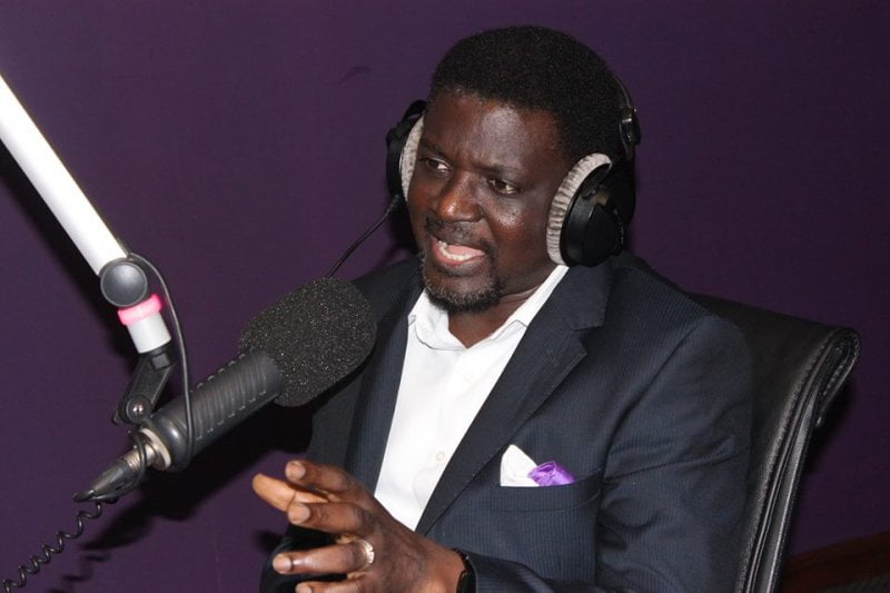 I don't know what voice Ofori Amponsah heard - Agyinasare