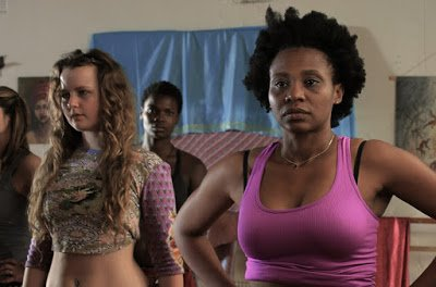 "Nse Ikpe Etim3 - Nollywood actress Nse Ikpe-Etim stars in South African Movie ""Shushh‏"""