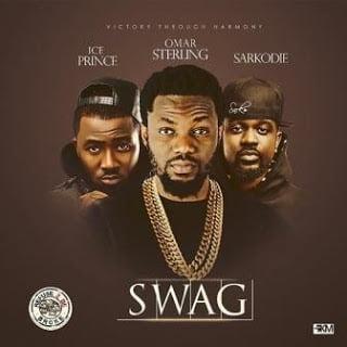 OmarSterling2CSarkodie2CIcePrince Swag - Omar Sterling (Paedae) ft. Sarkodie x Ice Prince - Swag *Music*