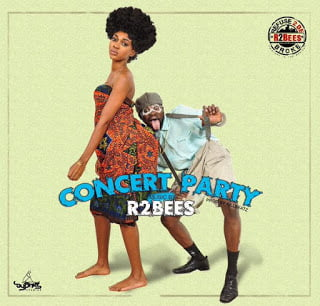 R2bees - Concert Party (Prod. by Killbeatz)