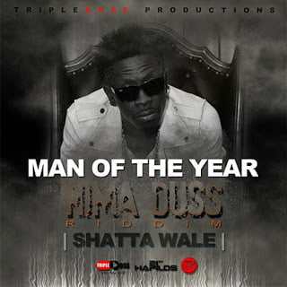 Shatta Wale - Man of The Year (Nima Duss Riddim)