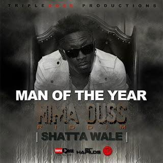 Shatta Wale - Man of The Year (Nima Duss Riddim)