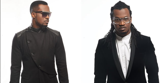 We don't have any competition - P-Square