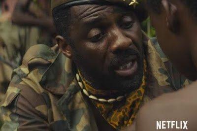 Idris Elba almost died while filming in Ghana