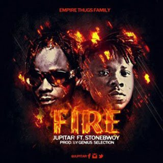 Jupitar ft. Stonebwoy - Fire