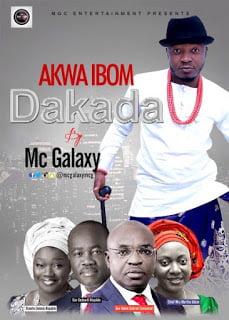 McGalaxy Dakkada - Mc Galaxy - Dakkada