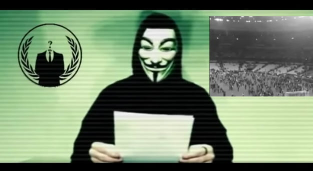 anonymous hackers vs isis terroristsblissgh - TechNews: Expect massive cyber attacks, War is declared, Anonymous warn ISIS