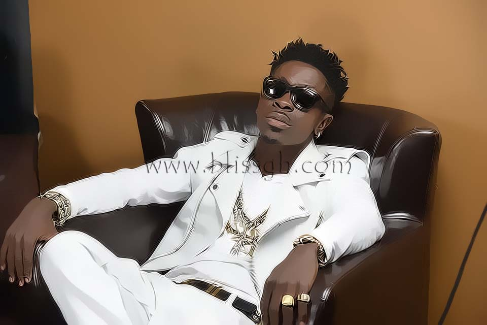 "shattawale 1 - ""She really spoke like a bush girl"" Shatta Wale takes on Yvonne Nelson"