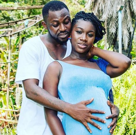 681464780 54448 - Photos: Yaa Pono about to be the latest daddy