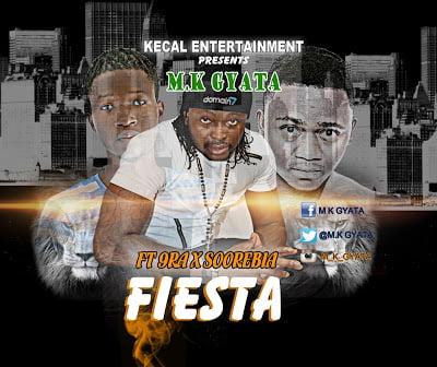 M.KGyatafiestaft.one9ra26Soorebia - M.K Gyata fiesta ft. one9ra & Soorebia
