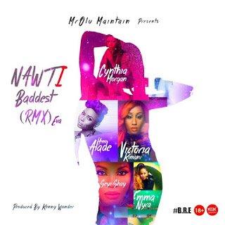 Mr Olu Maintain ft. NAWTi (Baddest Remix Ever)