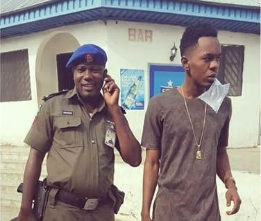 Patoranking - Drinking Pure water or sachet water doesn't change anything - Patoranking