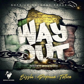 Popcaan - Way Out ft. Sizzla & Teflon