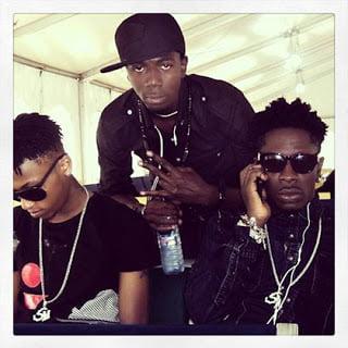 Shatta Wale - Gi Mi ft. Ara B & Joint 77 | Latest Ghana Music
