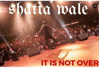 Shatta Wale - Its Not Over