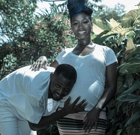 YaaPonoabouttobethelatestdaddy - Photos: Yaa Pono about to be the latest daddy