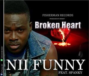 Yoo Ko Ebrekimi (Broken Heart) - Nii Funny ft. Spanky
