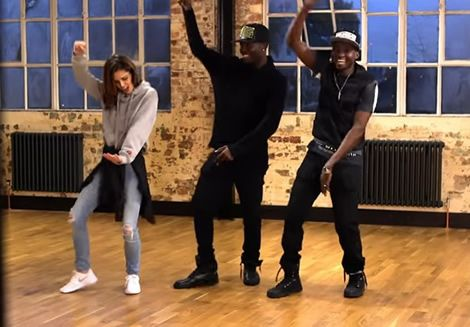 xfactorukblissghreggieandbollie - XFactorUk's Reggie 'N' Bollie To feature 'Cheryl' in New Single
