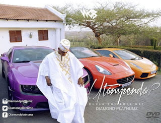 DiamondPlatnumz UtanipendaVIDEO Diamond Platnumz E28093 Utanipenda artwork - Diamond Platnumz - Utanipenda