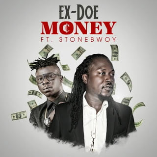 Ex Doe out with 'Sika' (Money) ft. Stonebwoy