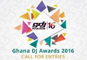 Open nominations for the 2016 edition of the Ghana ''DJ Awards''