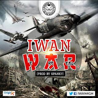 IWAN - WAR (PROD. BY SPANKY) | GHMP3s
