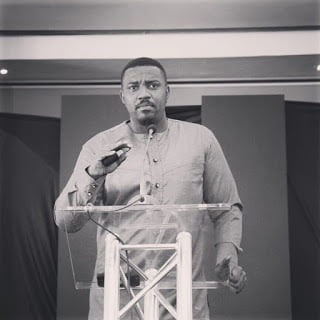 I see one person being sworn in 2017 and it's not Nana Addo - John Dumelo