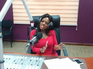 NanaAbablissgh - Nana Aba Attacked for asking Mahama 'What keeps you awake at night?'