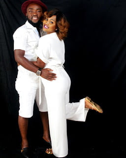 Nana Ama Mcbrown, and her boyfriend, Maxwell to wed in April