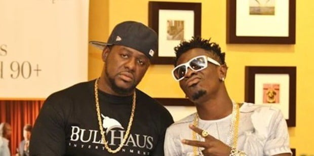 Shatta Wale and Bulldog - Kakai hit-maker 'Shatta Wale' mocked by former manager 'Bulldog'