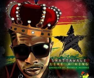 ShattaWale 2 - Shatta Wale - Like A King | BG