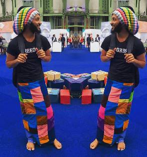 Wanlov sacked from 'Kempinski Hotel' for his Shoeless habit
