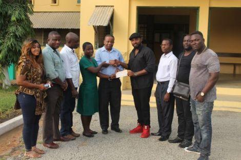 gamilla2Bghnews2Bblissgh2Bscholarship2Bshs - Gasmilla Awards Scholarship to Winneba SHS Student | Ghana News