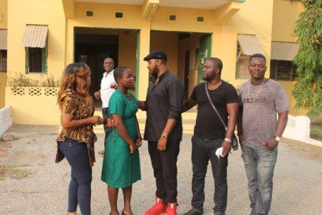 gamilla2Bghnews2Bblissgh2Bscholarship2Bshs5 - Gasmilla Awards Scholarship to Winneba SHS Student | Ghana News