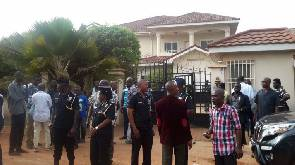 12641441.295 - Photos: Ghanaian MP stabbed to death